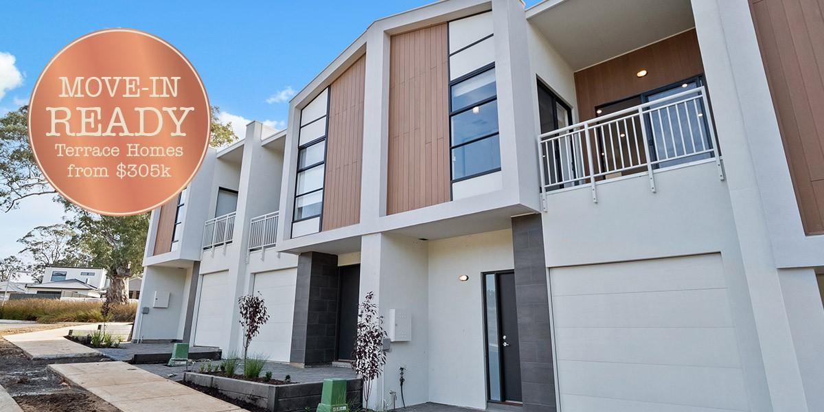 Glenlea Terrace Homes