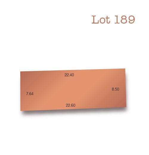 Lot 189