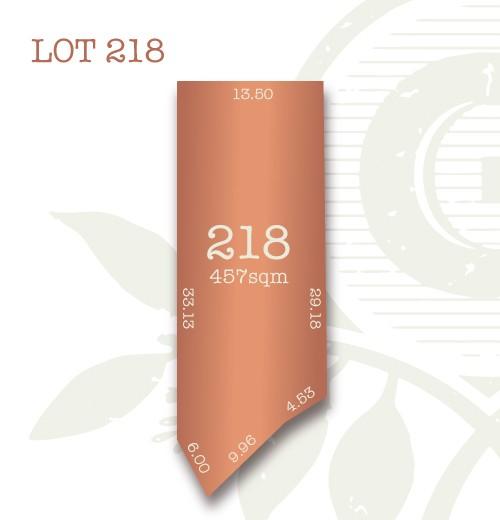 Lot 218