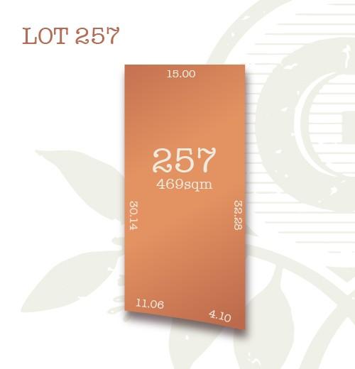 Lot 257